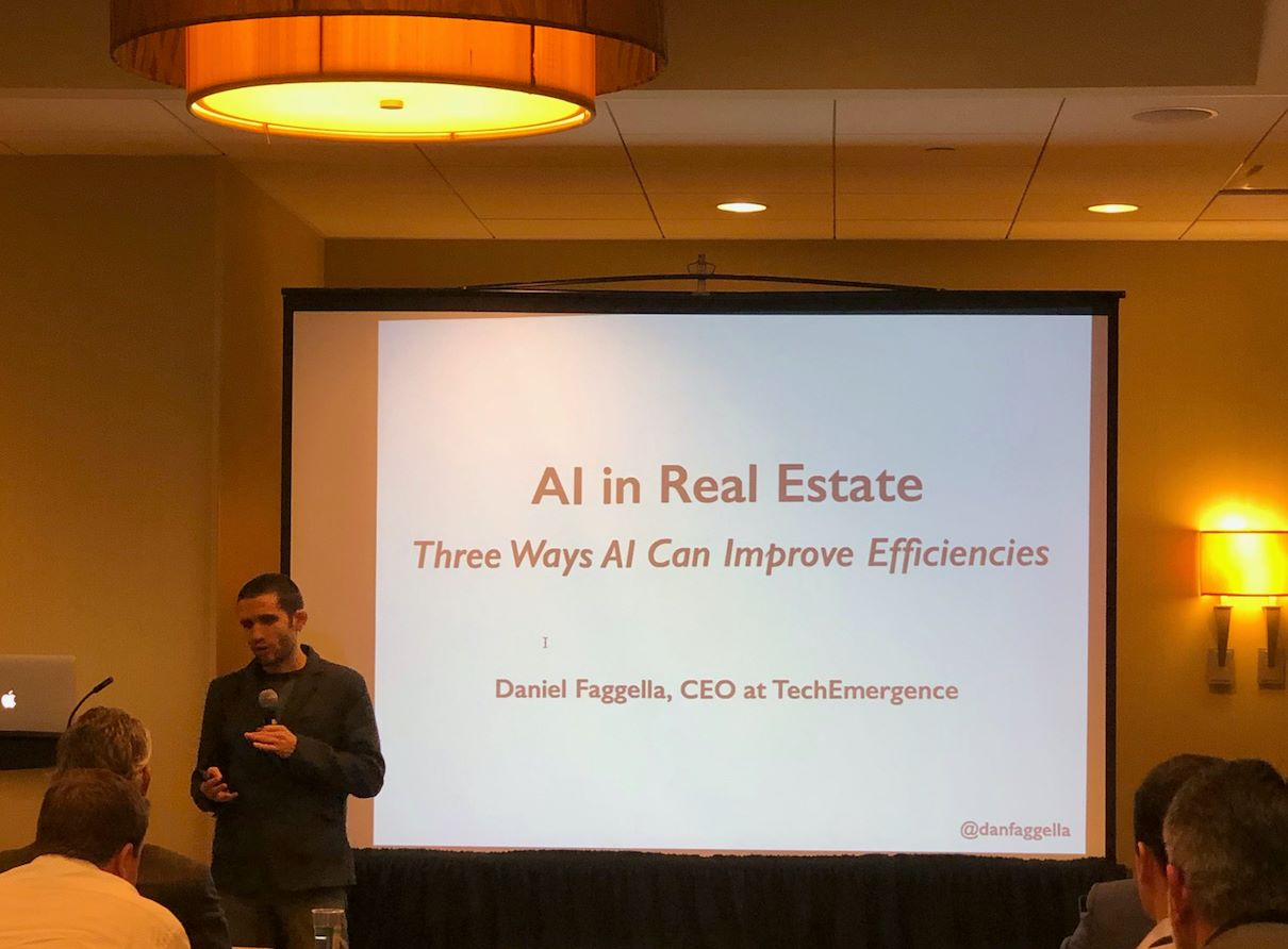 Machine Learning in Real Estate – Trends and Applications